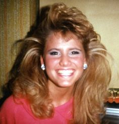 A Year in the 80's – Hair | steadily skipping stones